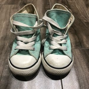 Other - Rare Mint colour Toddler high tops